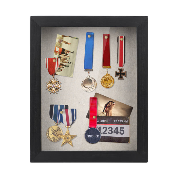 Love-KANKEI Shadow Box Frame 8X10 Black