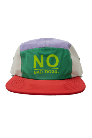 5 PANEL NO BAD DOGS HAT!