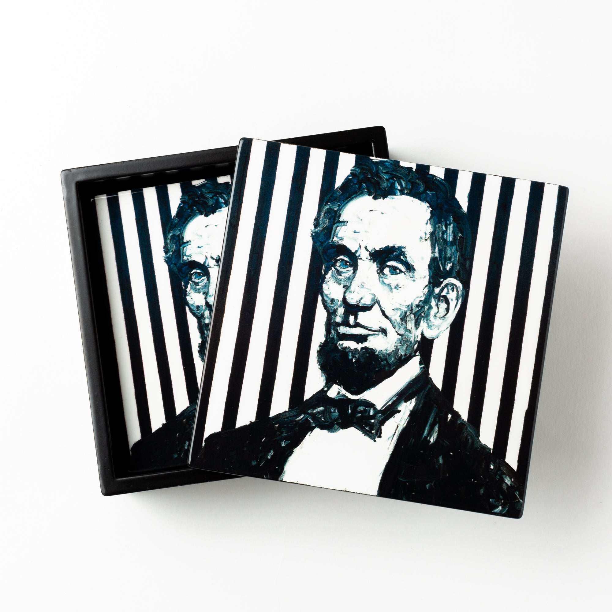 Abraham Lincoln Coaster Box Set