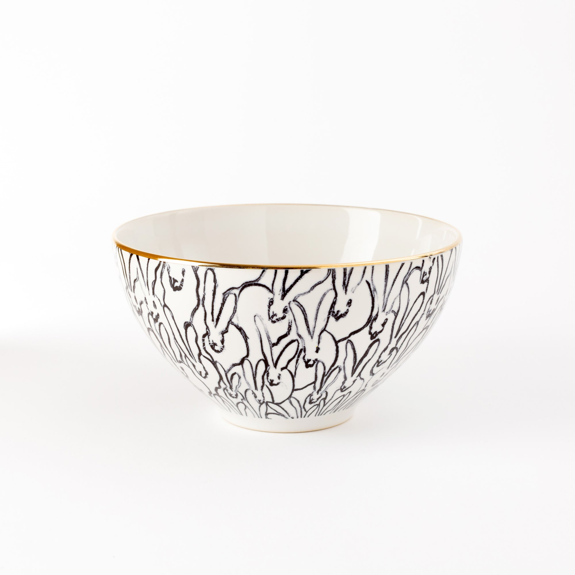 Rabbit Run Cereal Bowl