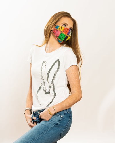 Bunny Luxe Face Coverings