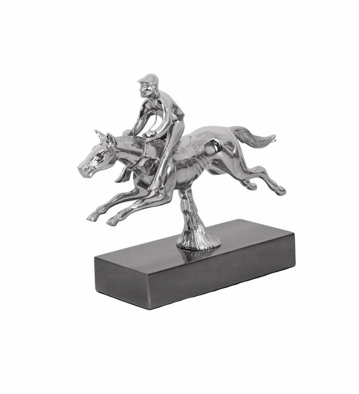 Steeplechase Statue