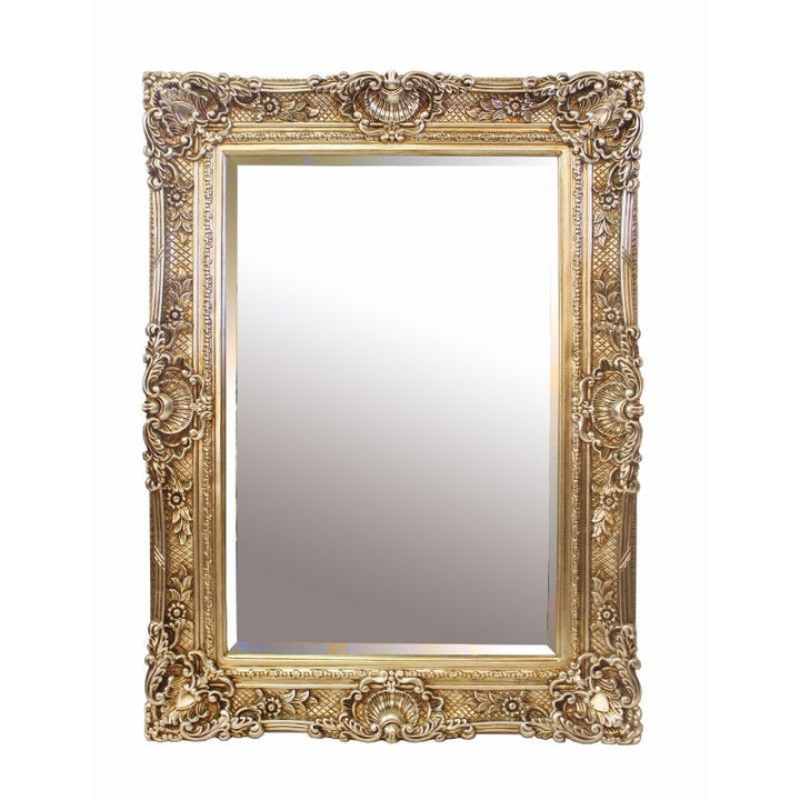 Chester Mirror 4ftx3ft - Champagne