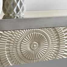 Load image into Gallery viewer, Frenso Console Table - Silver