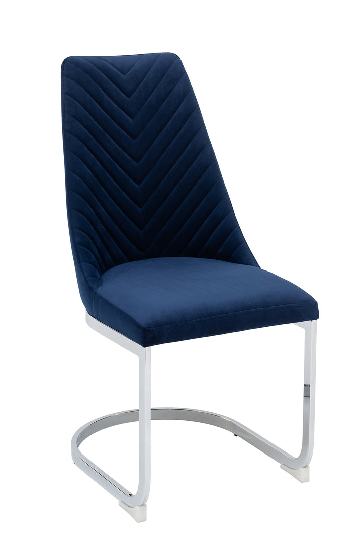 Wilton Dining Chair - Blue (Set of 2)