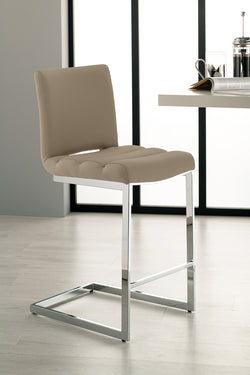 Storm Bar Stool - Taupe