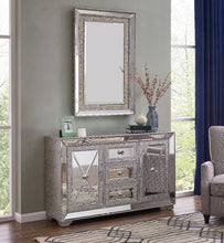 Load image into Gallery viewer, Sofia 3 Drawer Sideboard & Mirror