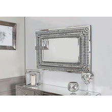 Load image into Gallery viewer, Crystal Sideboard & Rectangular Mirror