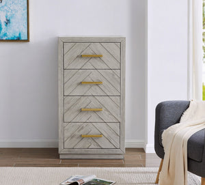 Gilroy 4 Drawer Tallboy