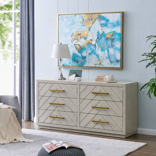 Gilroy 6 Drawer Chest