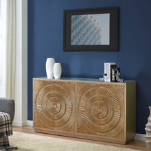 Load image into Gallery viewer, Frenso 4 Door Sideboard - Gold