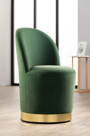 Audrey Cocktail Chair - Green