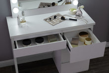 Load image into Gallery viewer, Hollywood Vanity Station - White