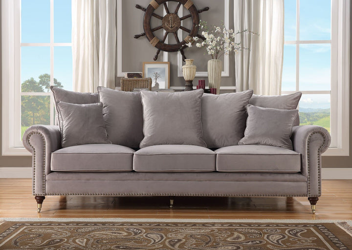 Hampton 3 Seater - Grey