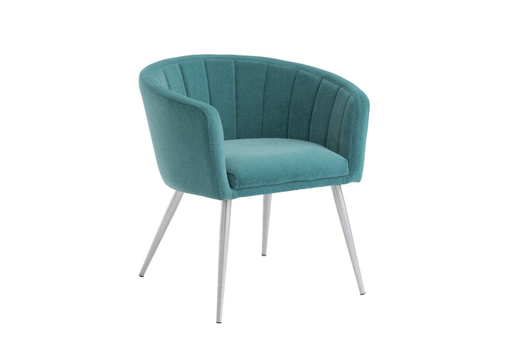 Lillie Tub Chair - Teal