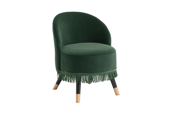 Margo Cocktail Chair - Green