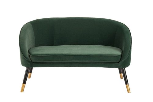 Oakley 2 Seater Sofa - Green