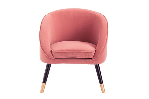 Oakley Tub Chair - Pink