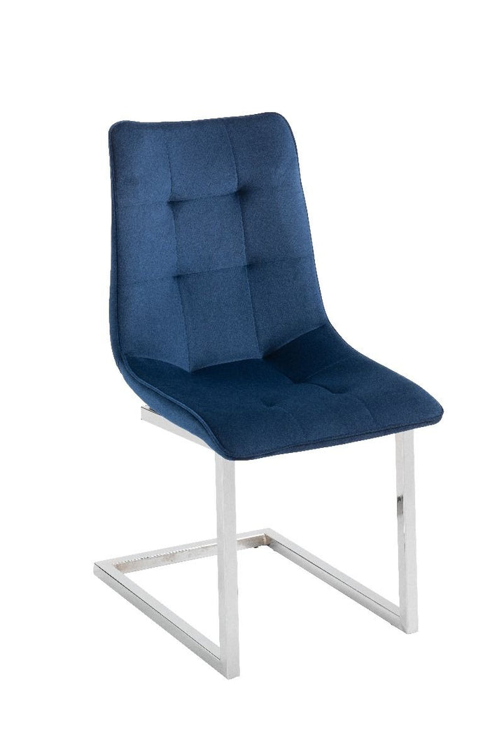 Ollie Dining Chair - Royal Blue (Set of 2)