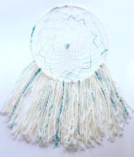 Load image into Gallery viewer, Boho Dreamcatcher Cream and Green