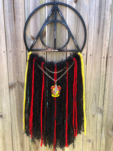 Harry Potter Gryffindor themed Wall hanging