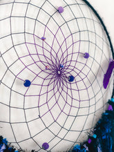 Load image into Gallery viewer, Purple, blue Dreamcatcher