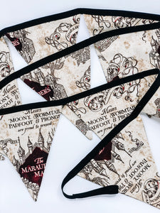 Harry Potter Bunting 2