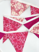 Load image into Gallery viewer, Girls Pink Bunting
