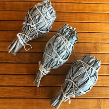 White sage wands