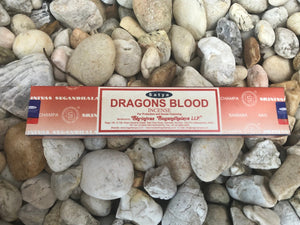 Dragons blood incense- 3 boxes of 15 grm each