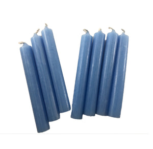 Light Blue Spell  Candles