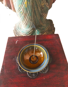 Japanese Incense Holder
