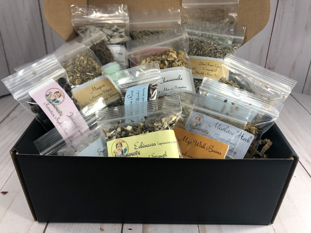 Herbal Witchy Box