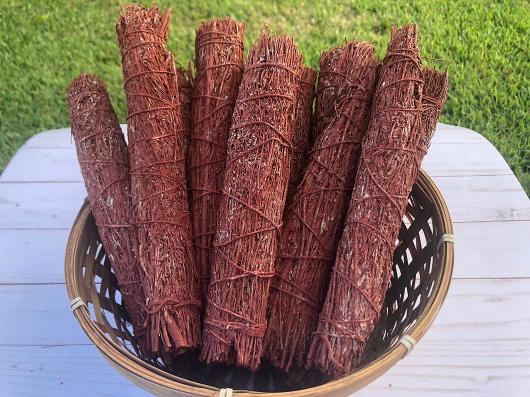 Dragons Blood and mountain sage stick 8