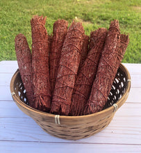 Dragons Blood and mountain sage stick 8""