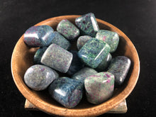 Ruby Kyanite Tumbled Stones- 1""