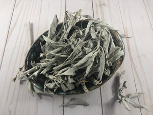 White Sage Loose Leaves