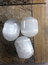 Selenite Tumbled stone