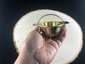 Brass Cauldron