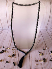 Hematite Mala Necklace