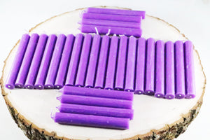 Purple Mini Spell Candles