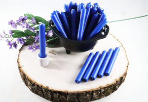 Blue Mini Spell Candles