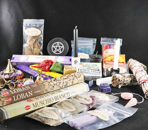 Grab Witchy Bag, Grab Supply Bag, Mystery Bag