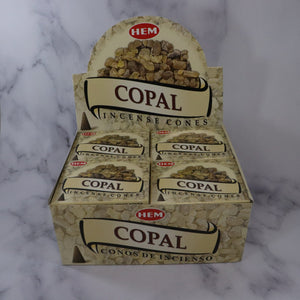 Your choice of 3 Incense Cone packages, Natural Incense from India
