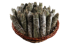 Rosemary Sage Smudge Stick- Love and Romance