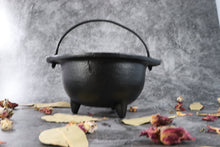 Cast Iron Cauldron