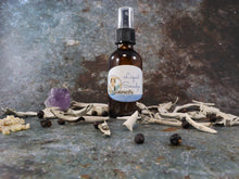 Crystal Herbal Liquid Smudge Spray