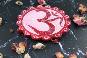 Om Incense Holder