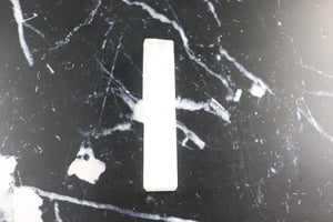 Selenite Bar Stick