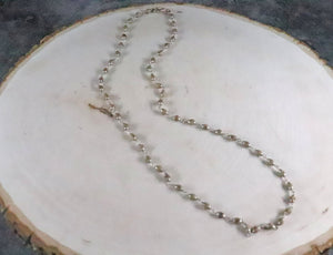 Sacred Silver Necklace